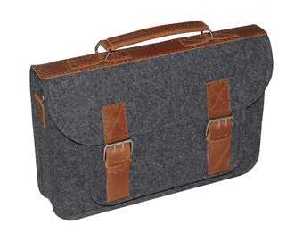 NEW lower price 30% OFF! Macbook Pro 17 inch, Felt Laptop 17 inch bag with pocket, satchel, CUSTOM size, case