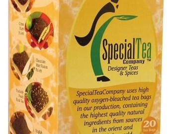 Womens Ayurvedic Gourmet Tea - 20 Tea Bags Bonus Free Samples