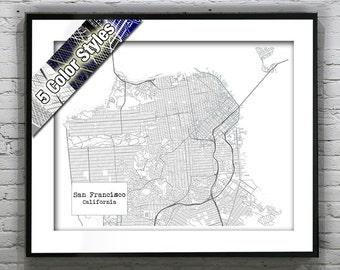 Boston massachusetts blueprint map poster art print several for Blueprint size prints