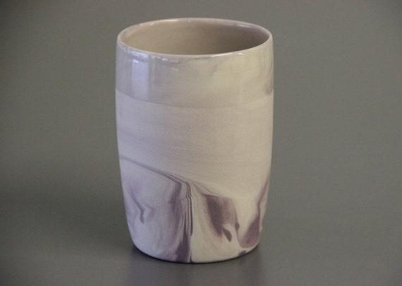 Marbled Ceramic Mug Ceramic Mug Mug Without Handles