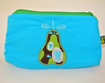 Kit with embroidery, PEAR