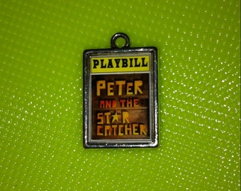 Theater / Show Charm - Playbill  - PETER and the Star Catcher