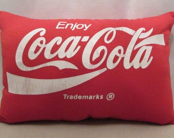 Cola pillow