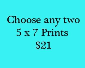 Print Sale 5x7