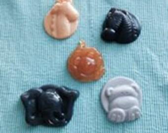 Safari Animal favor soaps (10), safari birthday favor soaps, circus birthday favor soaps, zoo birthday favor soaps, animal baby shower favor