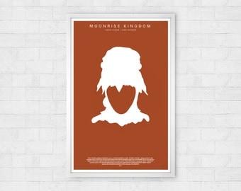Moonrise Kingdom Movie Poster Print - Raven