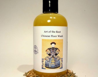 Chinese Floor Wash for Success, Luck, Negativity & the Evil Eye Hoodoo Voodoo Wicca Pagan