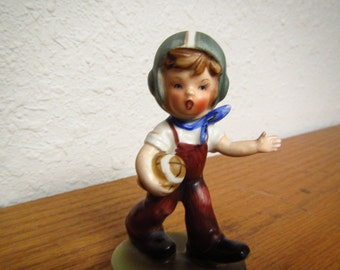 Vintage NAPCOWARE FOOTBALL Player  figureen , made in Japan  # C7365