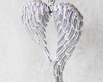 Angel Wing Ornament / Angel Ornament / Christmas Angel Ornament