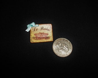 Dollhouse Miniature 1:12 Scale Smaller Wall Decor