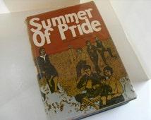 Summer of Pride - Elizabeth Savage, Western novel, Idaho ranchers, happy family, love triangle, poet, gifts under 25 dollars