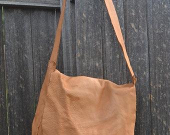 Leather Messanger Bag, Possibles Bag, Leather Purse, Gatherings Bag