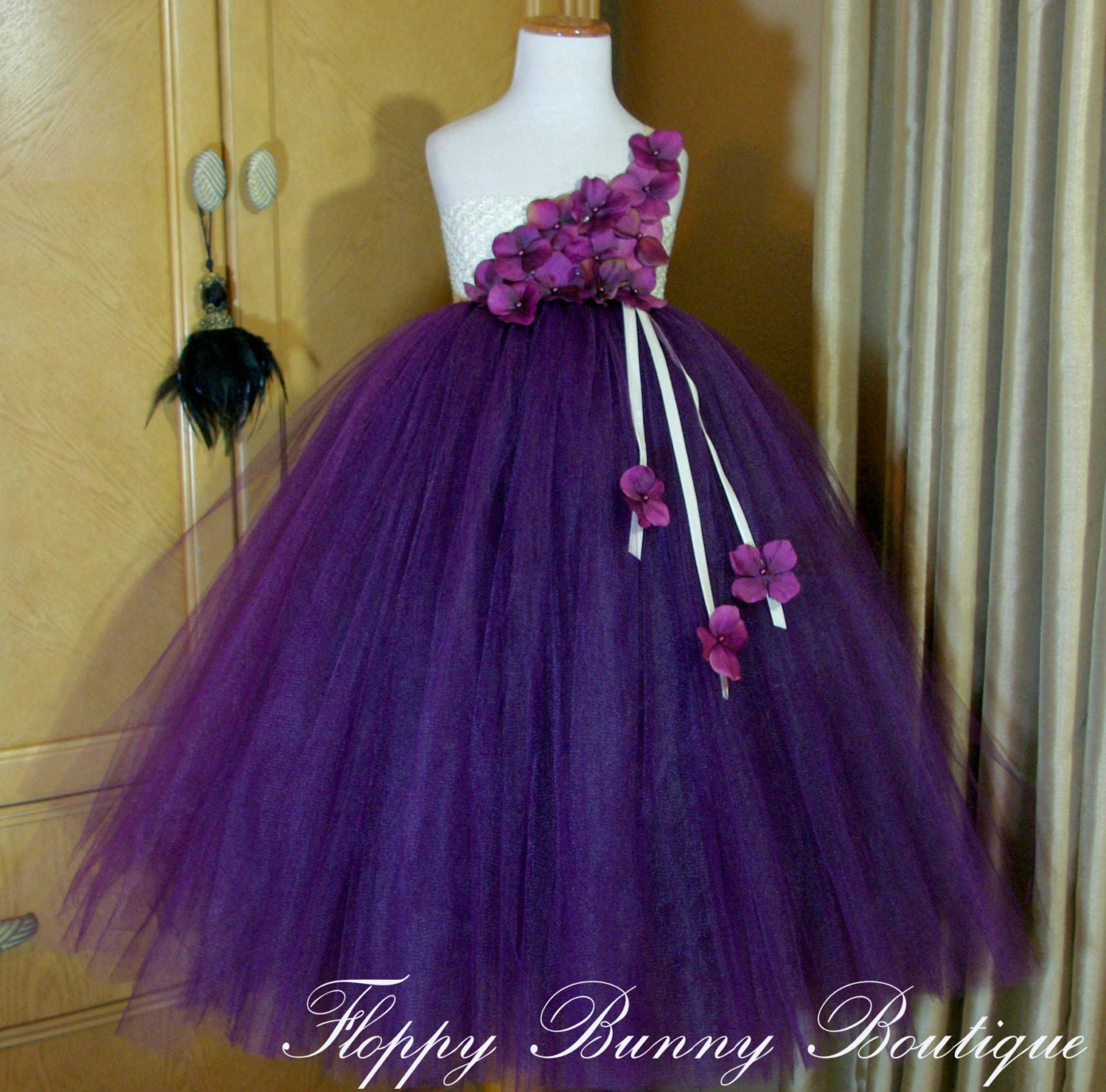 Plum Baby Dress Il Fullxfull Hh