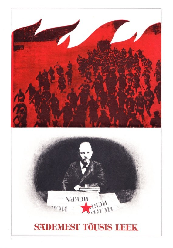 was the leadership of lenin the