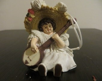 "Ornament by Maud Humphrey Bogart ""Susanna"" 915122 FREE SHIPPING"