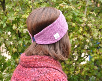 HARRIS TWEED headband / earmuffs / ear warmer - Original Collection