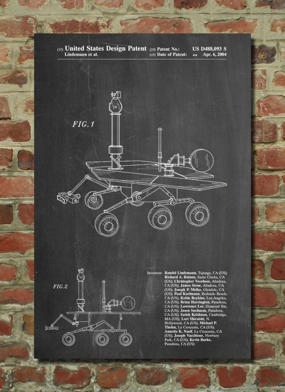 mars rover poster - photo #4