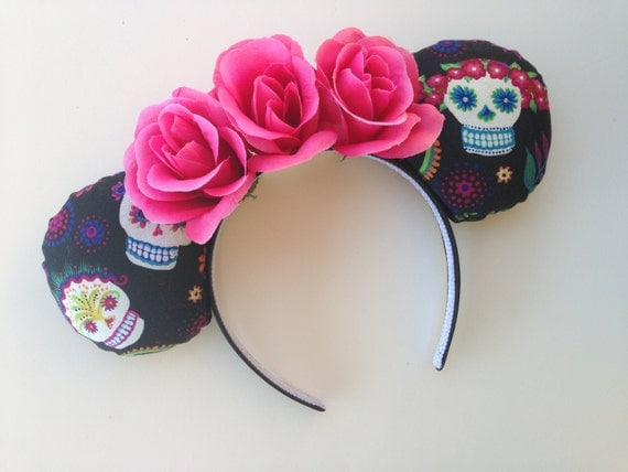 Dis De Los Muertos Day Of The Dead Sugar Skull Flower