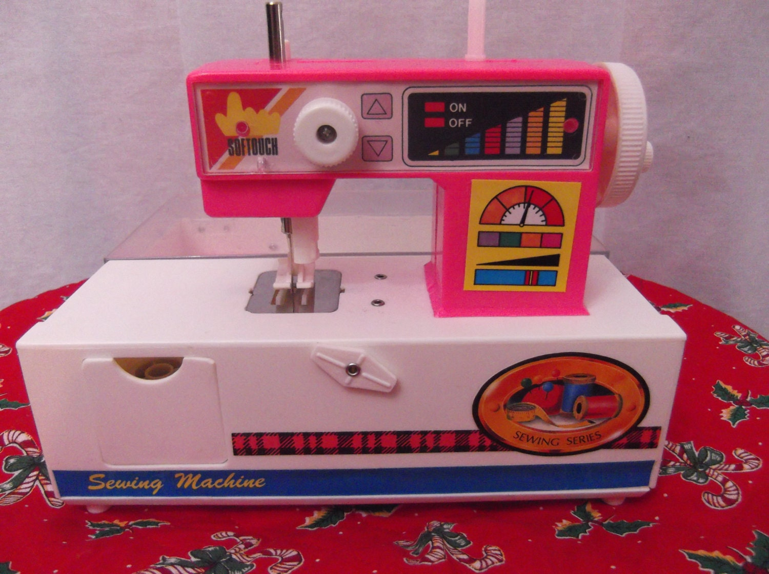 Vintage Toys From The 60s : S toys vintage toy sewing machine girls by