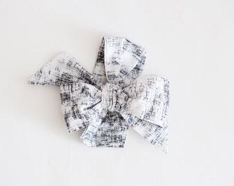 Acid Wash - Cotton Head Wrap || Size NB-Adult
