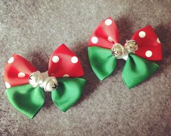 Jingle Bell Rock Bow