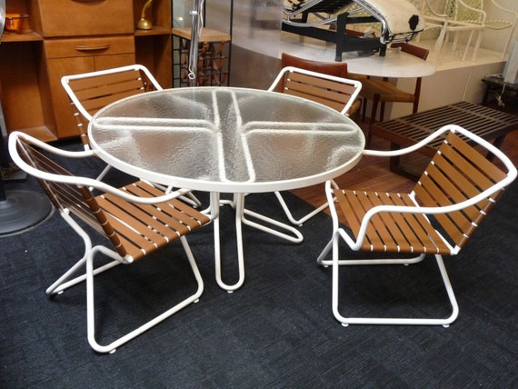 Sale 20 Off Brown Jordan Kailua Set Four Chairs By Xcapevintage