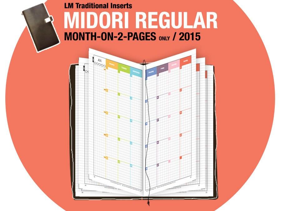 Free Midori Printouts   New Calendar Template Site