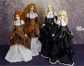 Limited Edition [ Steampunk 201501] BJDs doll dress