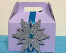 Disney Frozen Birthday favor Box