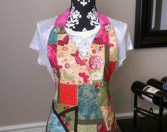 Bright and Bold Woman's Apron