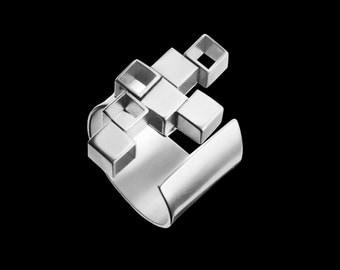 Unique  Jewelry - Unique Rings - Unique Silver Jewelry -  hedendaagse