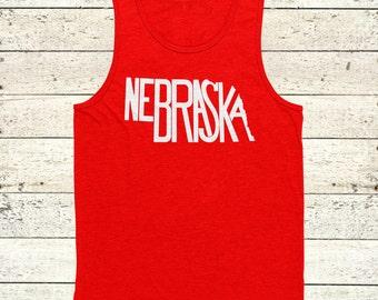 Nebraska Stately Tank by The Stately Shirt Co.
