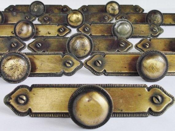 15 poign es tiroir vintage lot poign es commode antique - Poignee tiroir commode ...