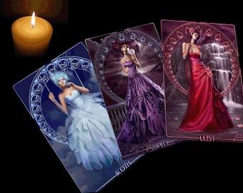 3 Card Psychic Tarot Reading