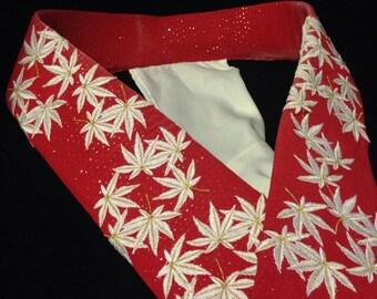 Maiko/ Geisha Style Collar Han'eri stiff collar stay