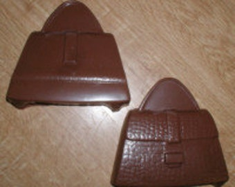 Handbag 3D Chocolate Mold