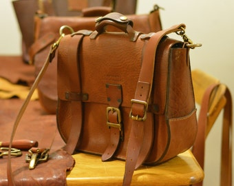 "Limehouse ""Barbican Satchel"""