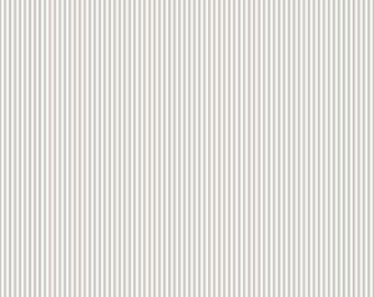 TILDA - Mini Stripe Cadet Blue 1/4yd