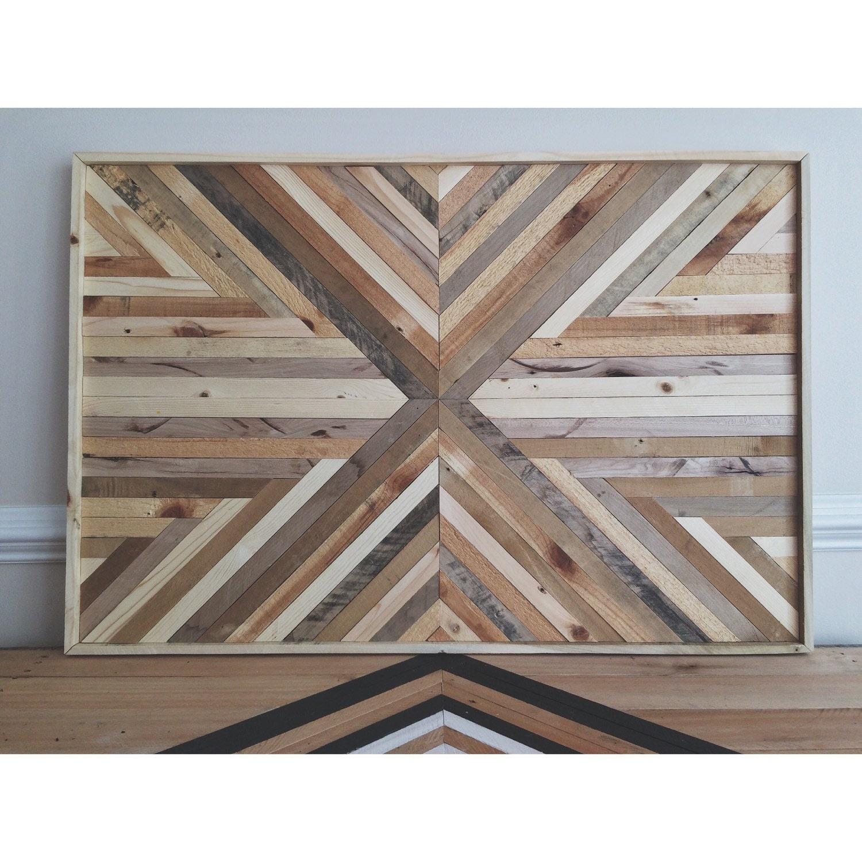 Reclaimed Wood Wall Art Reclaimed Natural Wood Wall Art