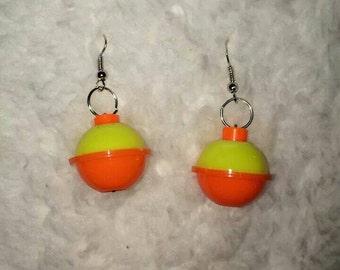 Bobber Earrings