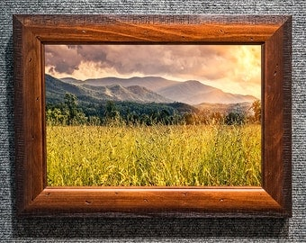 Smoky Mountains Cades Cove Summer Evening Fine Art Photo from William Britten