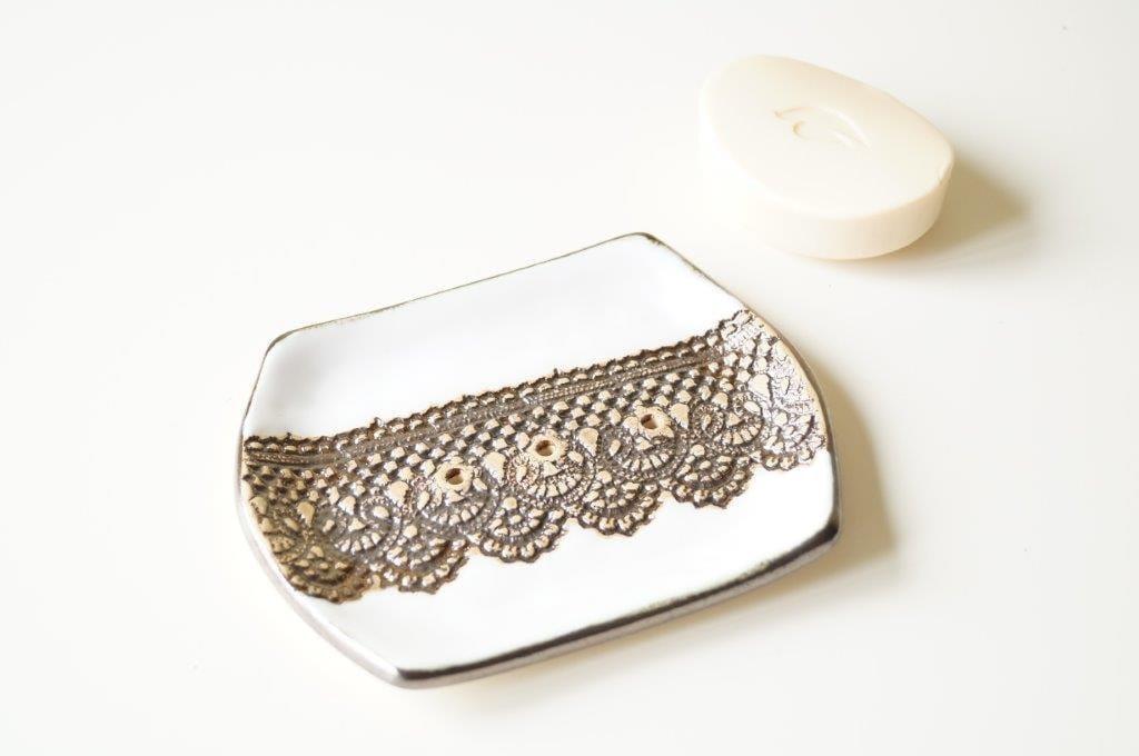 White Soap Dish White Ceramic Soap Dish Ceramic Bathroom