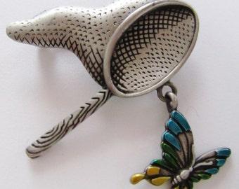 JJ Jonette Butterfly Net and Butterfly