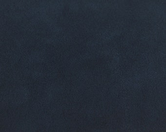 Ultrasuede Midnight Blue 8.5 Inch Square