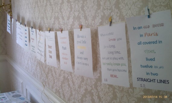 Quotes To Write In Books For Baby: PDF-Baby Shower Book Quotes From Children's Books