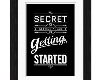 The Secret Affirmation