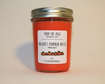 Hagrid's Pumpkin Patch Soy Candle - 8 oz