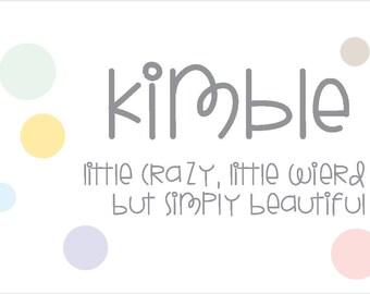 Kimble Font