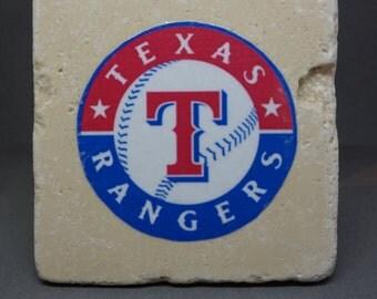 Texas Rangers Coaster