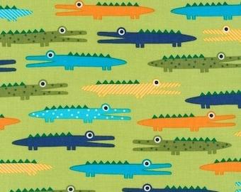 Park Alligators, Urban Zoologie, from Robert Kaufman